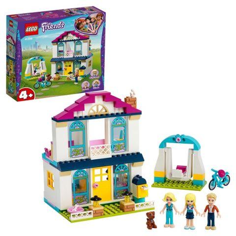 LEGO Friends 41398 Конструктор ЛЕГО Подружки Дом Стефани (4+)