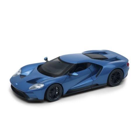 Welly 24082 Велли Модель машины 1:24 Ford GT