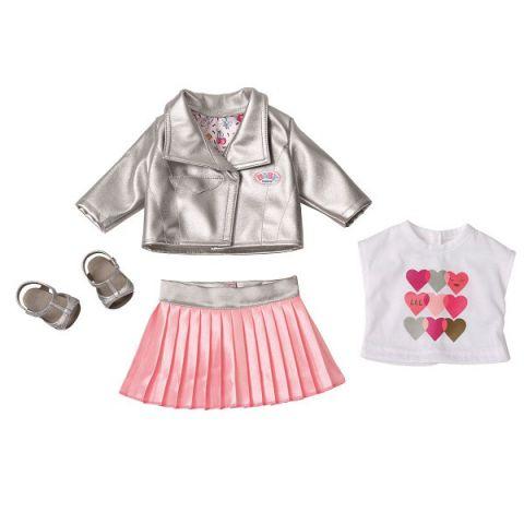 Zapf Creation Baby born 824-931 Бэби Борн Одежда Законодательница моды