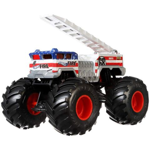 Mattel Hot Wheels GBV29 Хот Вилс Монстр трак 1:24 5 ALARM