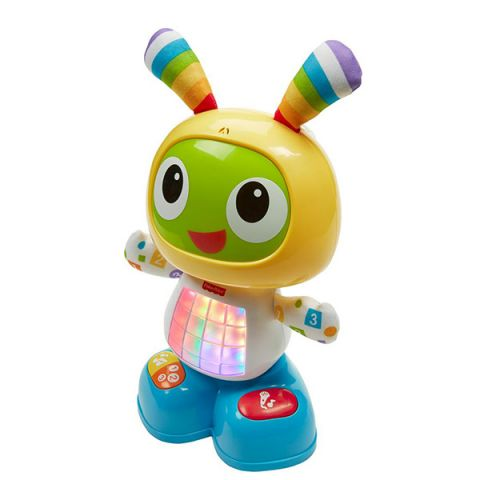 Mattel Fisher-Price DJX26 Фишер Прайс Обучающий робот Бибо
