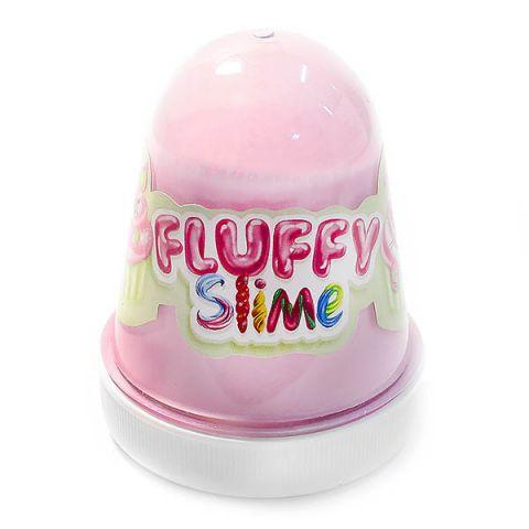 """KiKi FL003 """"Monster's Slime Fluffy"""" Розовый (Бабл-гам)"""
