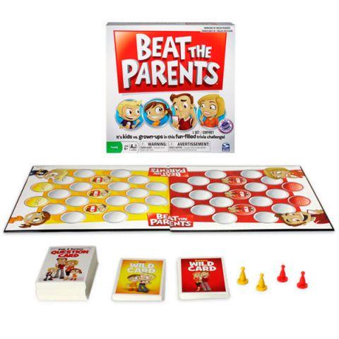 Spin Master 34512 Спин Мастер настольная игра Обыграй родителей
