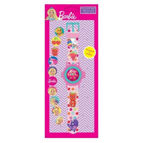 Fresh Trend BRB055 Часы с проектором Barbie