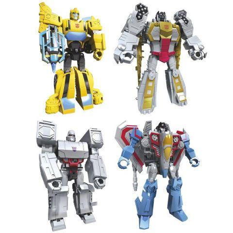 Hasbro Transformers E1883 Трансформер КИБЕРВСЕЛЕННАЯ 10 см