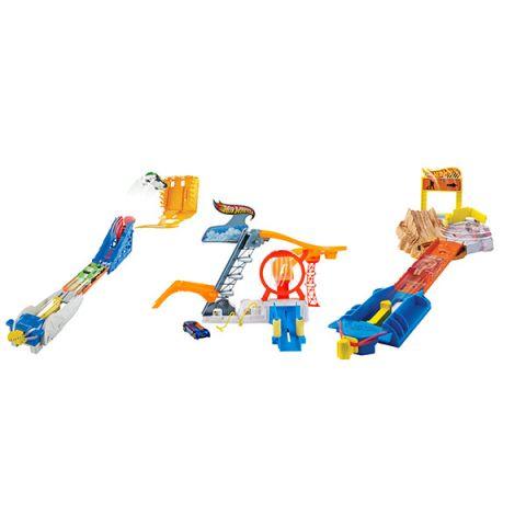 Mattel Hot Wheels CKJ08 Хот Вилс Карманные трассы