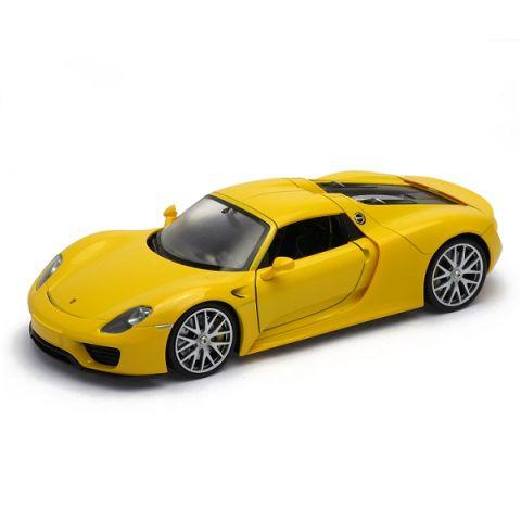 Welly 24055 Велли Модель машины 1:24 Porsche 918 Spyder