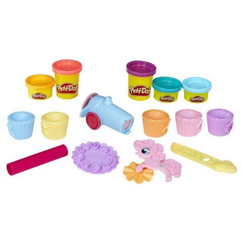 """Hasbro Play-Doh B9324 Игровой набор пластилина """"Вечеринка Пинки Пай"""""""