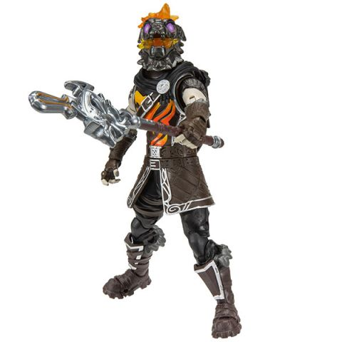 Fortnite FNT0137 Фигурка героя Molten Battle Hound с аксессуарами