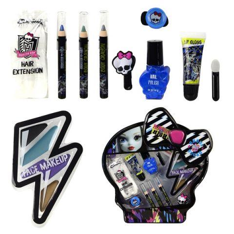 Markwins 9706151 Monster High Игровой набор детской декоративной косметики Frankie
