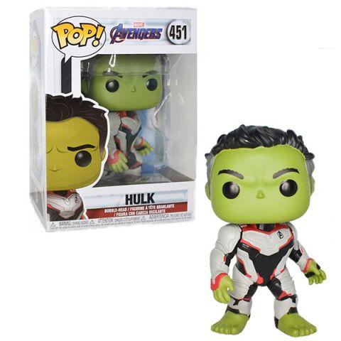 Funko POP 36659F Bobble: Marvel: Avengers Endgame: Hulk 36659