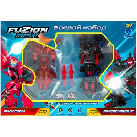 Fuzion Max 54201 Боевой набор Skyden и Rydenbolt
