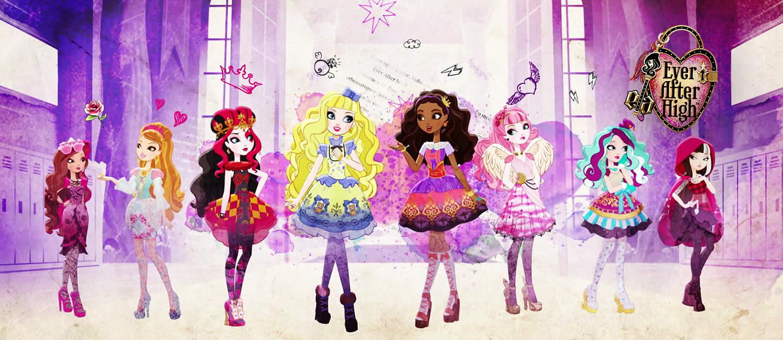 Mattel Ever After High FPD57 Принцессы-кондитеры